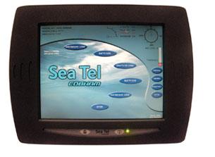 Cobham Sea Tel TSC-10A Touch Screen Controller Broadband At Sea VSAT